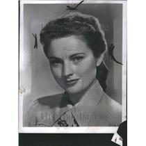 1947 Press Photo Coleen Gray Fox Player Actress