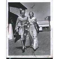 1940 Press Photo Allan Jones Singer