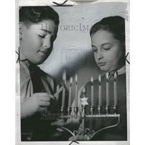 1937 Press Photo Traditionam Jewish Nation PeoplaNation - RRR75449