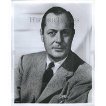 1965 Press Photo Robert Montgomery Actor Director