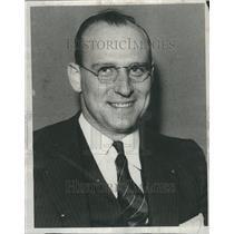 1932 Press Photo Ed William American Blues Guitarist So