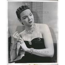 1950 Press Photo Alice Boyd