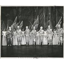 1965 Press Photo the Twelfth Night Revelers officially opens Carnival Season.