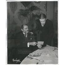 1941 Life with Father Press Photo