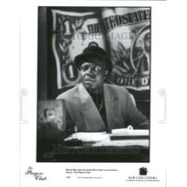 1585 Press Photo The Player Club Bernie Mac star