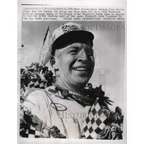 1965 Press Photo Race driver Norm Nelson, Racine Wisc. won Yankee 300.