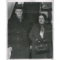 1940 Oscar Straus Press Photo