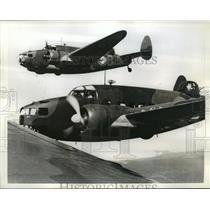 1941 Press Photo American-built Lockheed Hudsons of the Australian Air Force