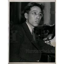 1937 Press Photo Lin-Pai-Ya - nef26513