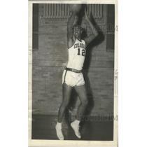 1960 Press Photo Wilky Gilmore, Colorado University basketball - nes52785