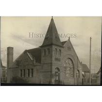 1908 Press Photo Foursquare Church - spx09992