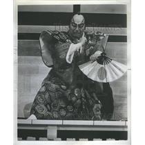 1969 Press Photo Grand Kabuki Japan - RRR57405