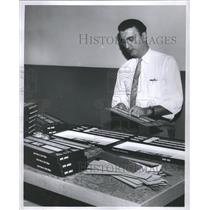 1958 Press Photo Stock Market and Games - RRR72033