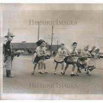 1955 Press Photo Rancake Racers - RRR87963