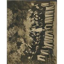 1927 Press Photo Student Prince