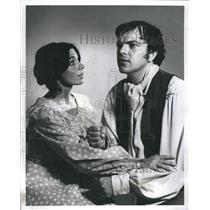 1970 Press Photo Actors Western