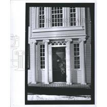 1974 Press Photo Doll House - RRR64061