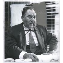 1959 Press Photo Thomas Gomez - RRR65047