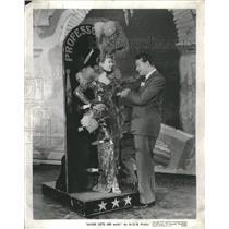 1942 Press Photo Ann Sothern