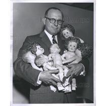 1956 Press Photo Fraser Pomeroy - RRR75957