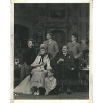 1940 Press Photo Percy Waram