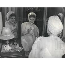 1940 Press Photo Marjorie Woodworth