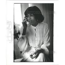 1980 Faye Wattleton Planned Parenthood Press Photo