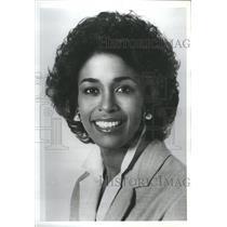 1981 Press Photo Faye Wattleton  Planned Parenthood