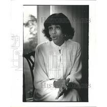 1980 Press Photo Faye Wattleton