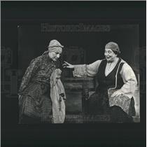1979 Press Photo Thelma Lee and Ruth Jaroslow