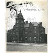 1937 Press Photo Jacksonville Center IIIinois Clients