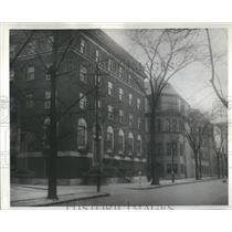 1928 Press Photo Farmington Exterior CHM Detroit