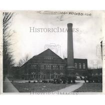 1940 Press Photo Experimental Filtration Plant - RRR91015