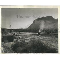 1942 Press Photo Great Lakes Paper Company Ontario - RRR95903