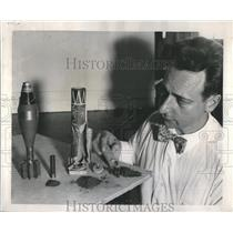 Maurice Kayner Chief Analytical Chemist