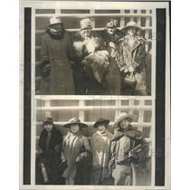 1919 Press Photo War Brides Britain US Sailors N.Y. - RRR45219