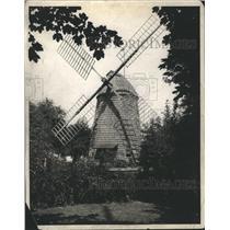 1928 Press Photo Galloway
