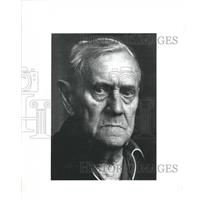 1992 Press Photo 1973 Nobel Prize winner Patrick White