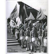 1949 Russia Communist Press Photo