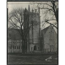 1924 Press Photo Garrett Memorial Building