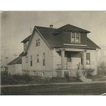1923 Press Photo  Anna Patsile Lorne House