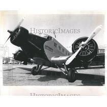 1990 Press Photo Lufthansa German Airlines Meigs - RRR12483