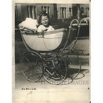 1923 Press Photo Go Cart Berlin Germany - RRR14525