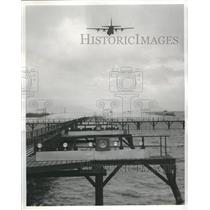 1967 Press Photo RAPCON at Ranh bay air base - RRR68755