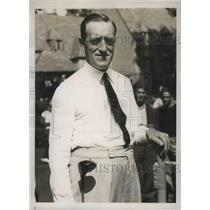 1935 Press Photo C. A. Whitcombe, British team captain in Ryder Cup - nes53001