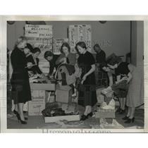 1939 Press Photo New York Mrs Kaarlo Kjusamo wife of the Finnish Consul NYC
