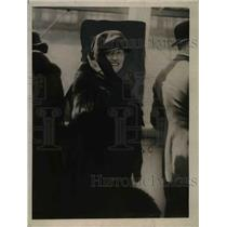 1922 Press Photo Mrs Theodore Roosevelt wife of former President  - nee70910