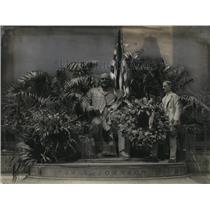 1923 Press Photo Mayor of Cleveland 1901-09-Tom L. Johnson memorial - cva21605