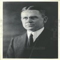 1936 Press Photo Wilbur Denious Army officer