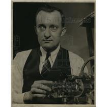 1946 Press Photo Erich Koch Walchesnake-Nazi party member. - mjx21962